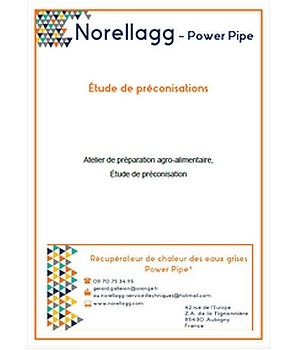 agro alimentaire etude Power Pipe